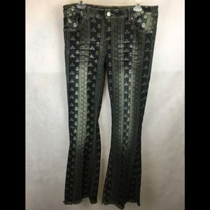 Rue 21 flared jeans